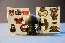 Marvel Micro Munny Vinyl DIY Munnyworld Series 2 Kidrobot War Machine
