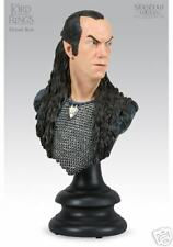 Lord Elrond Bust Polystone Lord of the Rings Sideshow 1/4 Scale LOTR - NEW