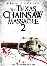 The Texas Chainsaw Massacre 2 (Dvd, 2006, Gruesome Edition Checkpoint Lenticular