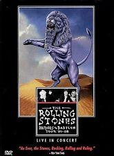 The Rolling Stones - Bridges to Babylon 1998 (DVD, 1998)