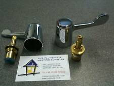 """1/4 Turn Tap Lever Heads & 1/2"""" Inserts Replacement Kit LEVER TAP REVIVER KIT"""