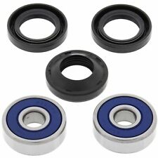 Honda CT70 Trail, 1969-1994, Front Wheel Bearings and Seals - CT 70