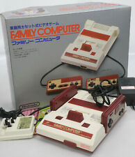 Famicom Console System Boxed HVC-001 FREE SHIPPING Tested Nintendo HC4785197