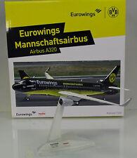 "Herpa Wings 558167 Eurowings Airbus a320 ""BVB DORTMUND Squadra Airbus"""