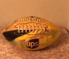Rare Ups Football Wilson Collectible Nfl Bar Man Cave United Parcel Service Htf