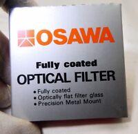 Osawa PL Polarizing 49mm Lens Filter Made in Japan New - Free Shipping USA