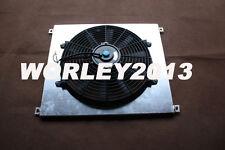 Aluminum Shroud + Fan for FORD Falcon XR XT XW XY Windsor 289 302 351