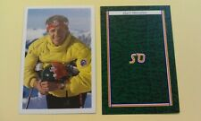 Harti Weirather Downhill Skier Skiing Olympics Question of Sports QS Oddball WOW