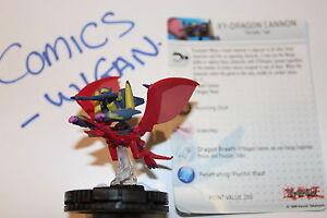 XY-Dragon Cannon #017 Yugioh: Series Three Heroclix