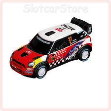 """Carrera GO 61239 Mini Cooper Countryman WRC Daniel Sordo """"No.37"""" 1:43 Rally Auto"""