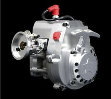 Alloy CNC 36CC engine Walbro 1107 NGK for 1/5 HPI BAJA LOSI 5IVE T ROVAN LT F5