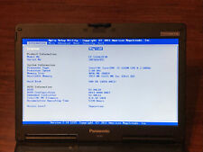 Panasonic CF-53 MK2 Intel Core i5-3320M @2.6Ghz/8GB/500GB Toughbook w/Windows 10