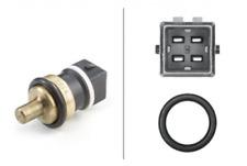 Sensor, Kühlmitteltemperatur für Kühlung HELLA 6PT 358 058-201