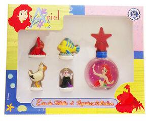 Disney Princess Ariel  Eau De Toilette Fragrance Perfume EDT 50ml & Play Set