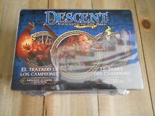 DESCENT - El Tratado de los Campeones - expansión - juego de mesa - EDGE - FF