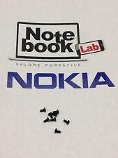 Nokia 610 RM-835 Viti Vite Screw Screws per smartphone 8 torx piccole mini