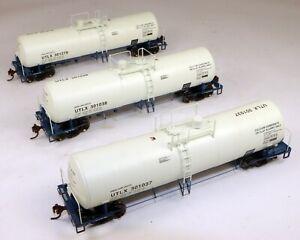 Athearn #94824 Clay Tank Car Set Union Tank Car #301037/38/279 1/87 HO Scale