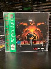 Mortal Kombat 4 Playstation game Complete! Tested Ps1 Ps2 Ps3 Iv