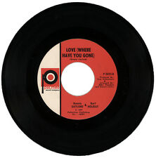 """RONNIE GAYLORD & BURT HOLIDAY  """"LOVE (WHERE HAVE YOU GONE""""   NORTHERN SOUL"""