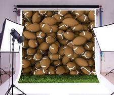 10x10FT Football sports Photography Background Backdrops Studio Props Vinyl