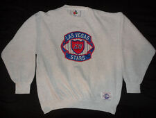 Vtg RARE 1990s LAS VEGAS STARS 51s Minor League BASEBALL CREW NECK SWEATSHIRT XL