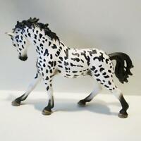 5 INCH Schleich - Knabstrupper Mare Toy Figure NEW Farm Life Horse #13769