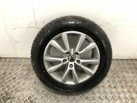 VW Touareg 7P5 Aluminium Jantes 8J X 18 Et 53 Karakum 255/55 R18 Dunlop