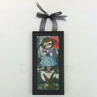 Disney WonderGround Haunted Mansion Tightrope Canvas Jasmine Becket-Griffith
