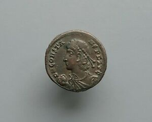 Constans Augustus, Bi heavy maiorina Roman coin. Low start No reserve