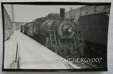 Boston & Maine Railroad #1449 Engine Billerica Shops MA 1953 contact photo