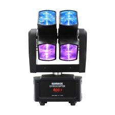 Equinox Gyrocopter Moving Head 32W CREE LED DJ Disco Bar Lighting Effect RGBW