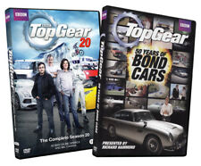 Top Gear (The Complete Season 20 / 50 Years of New DVD