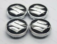4Pcs 60mm Car Wheel Center Hub Caps Badge Rim Dust Cover Logo for Suzuki