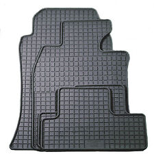 BMW E90 E92 335i xDrive  Custom Fit All Weather Rubber Floor Mat Set 2007-2011