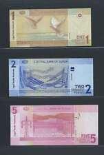 Ancien Mali Lot de 3 billets différents  en état NEUF   Lot N° 2