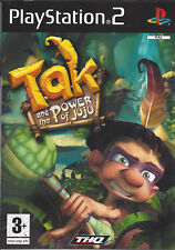 TAK AND THE POWER OF JUJU for Playstation 2 PS2 - with box & manual - PAL