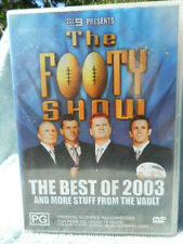 THE FOOTY SHOW BEST OF 2003 MORE STUFF FROM THE VAULT R4 PG