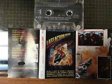 Last Action Hero AC/DC Alice In Chains Megadeth Queensryche Cypress Hill Tesla