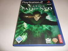 PlayStation 2 Matrix: the Path of Neo (6)