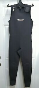 Henderson Mens 3mm Farmer John Pants Bottoms Size Medium MD M Scuba Dive WetSuit