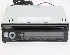 Kenwood KDC-BT568U In-Dash Bluetooth CD/MP3/USB Car Receiver USED W#3