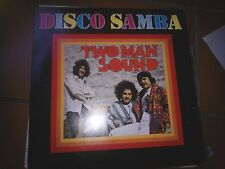 "LP 12"" TWO MAN SOUND DISCO SAMBA DURIUM ITALY 1978 OVER EX+ VINILE N/MINT"