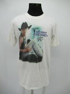 P5642 VTG Kenney Chesley Margaritas & Senoritas 2003 Tour T Shirt Size L