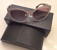 PRADA SPR 08S UFH 4S2 Sunglasses Ladies With Case And Box