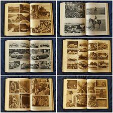 ILN) Buch Illustrated London News 1950 Jul-Dez Vol  Royal Sport Krieg Korea Auto