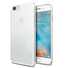 New For iPhone 7 8 Thin Transparent Slim Silicone Soft Clear TPU Case Cover