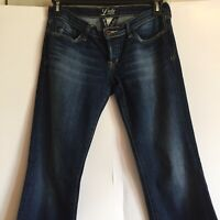 Lucky Brand Womans 6/28 Mason Lil Maggie Flare Jeans