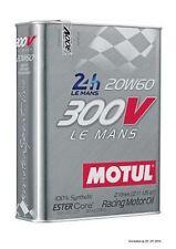 Oli motore multigrado per veicoli 20W per 2 L