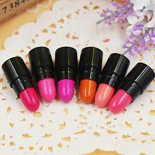12PCS Lot Long Lasting Mini Lipstick Glossy Waterproof Rouge Lip Gloss Newest