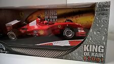 Michael Schumacher RARITÄT 1:18 Ferrari F2001 King of Rain Worldchampion 56133